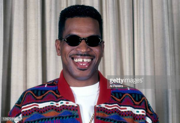 Rapper Luther Campbell of the group 2 Live Crew appears in a portrait taken on February 5, 1994 in Miami Florida.