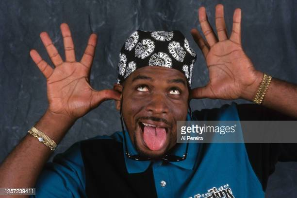 Rapper Luther Campbell of the group 2 Live Crew appears in a portrait taken on July 22, 1993 in New York City.