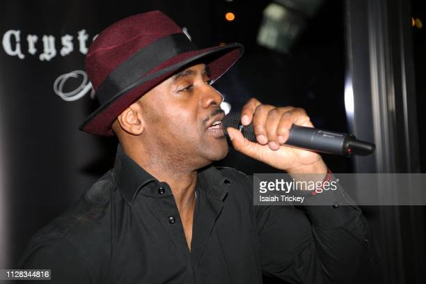 Rapper Maestro Fresh Wes attends his Champagne Campaign Album Listening Party at the Broadview Hotel on March 1, 2019 in Toronto, Canada.