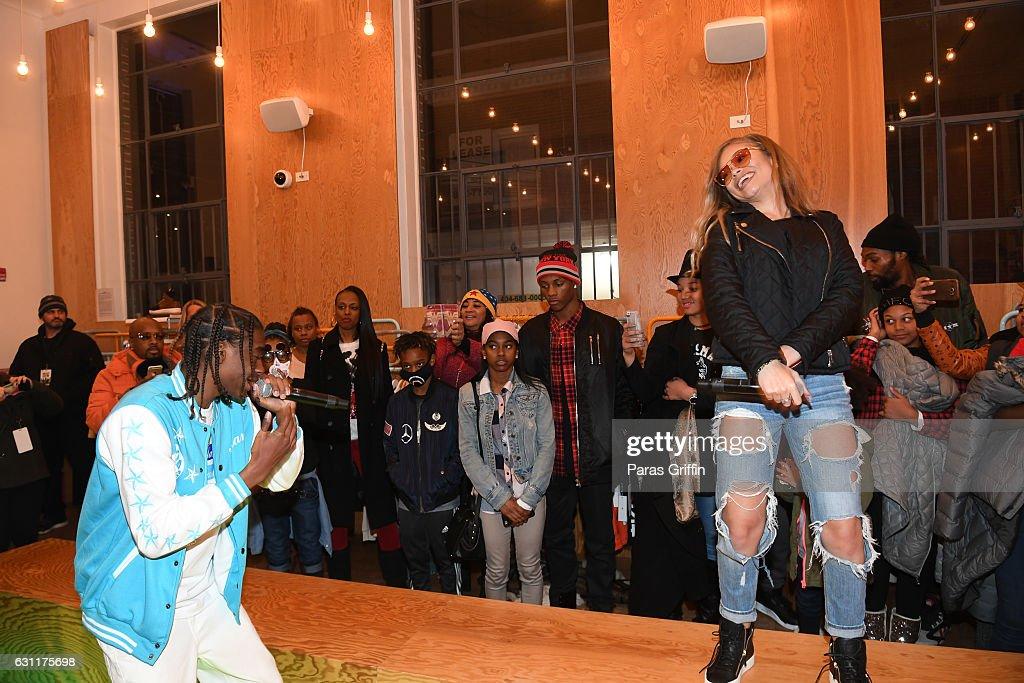 "Lifetime Presents, ""Rap Game"" Season 3 Premiere Event : News Photo"