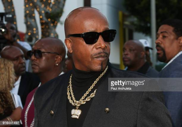 Rapper MC Hammer attends the premiere of Lionsgate's 'All Eyez On Me' on June 14 2017 in Los Angeles California