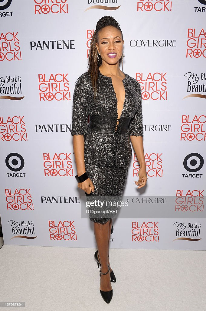 "Style Stage Sponsored By P&G And Target At ""Black Girls Rock!"""