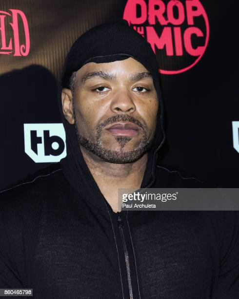 Rapper Method Man attends the premiere for TBS's Drop The Mic and The Joker's Wild at The Highlight Room on October 11 2017 in Los Angeles California