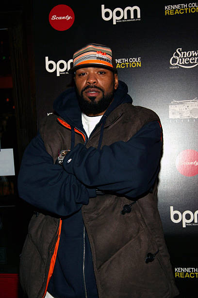 Rapper Method Man attends the Scanty Pajama Party at Stereo on January 19 7dbd2208b