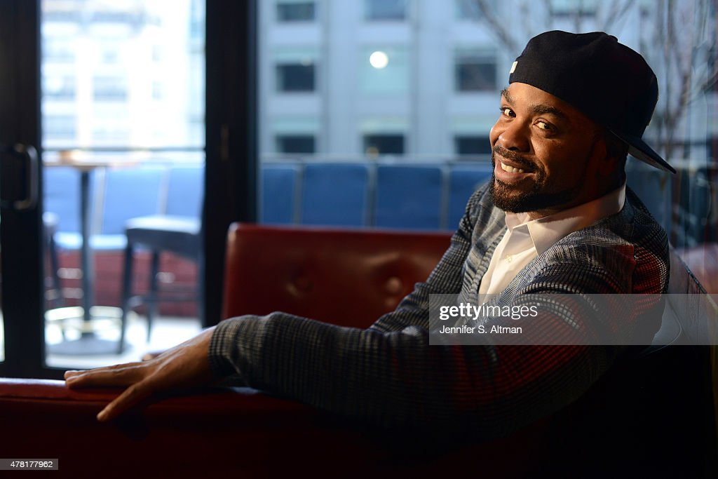 Rapper Method Man is photographed for Los Angeles Times on March 11, 2015 in New York City. PUBLISHED