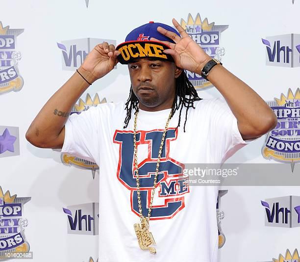 Rapper Murphy Lee attends 2010 VH1 Hip Hop Honors at Hammerstein Ballroom on June 3 2010 in New York New York