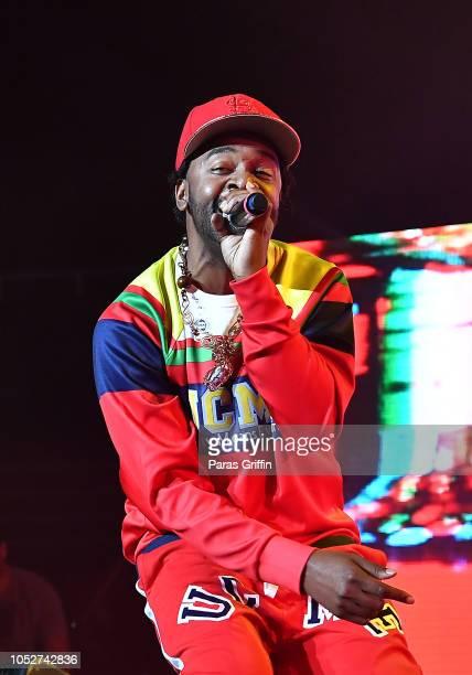 Rappers Murphy Lee Stock Fotos Und Bilder