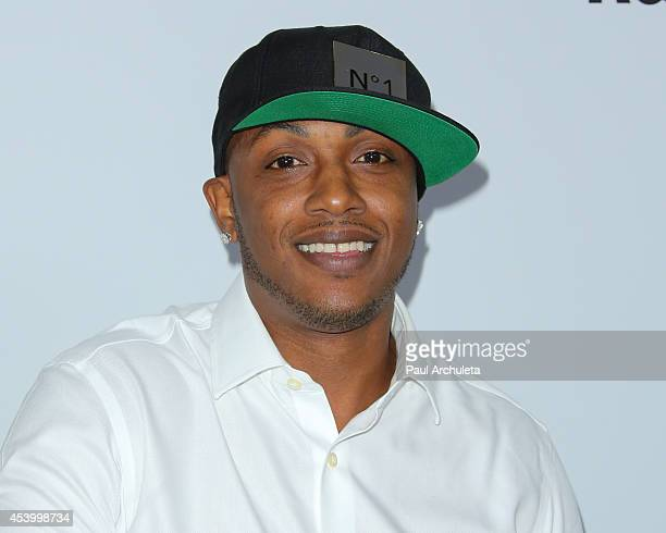 Rapper Mystikal attends the 2014 BMI RB/HipHop Awards at the Pantages Theatre on August 22 2014 in Hollywood California