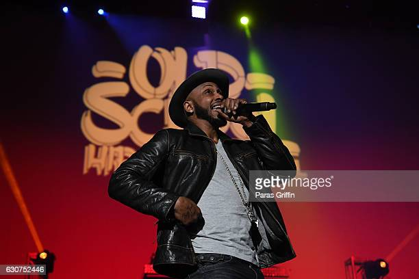 Rapper Mystikal performs onstage at 2016 Old School Hip Hop New Year's Eve Festival at Philips Arena on December 31 2016 in Atlanta Georgia