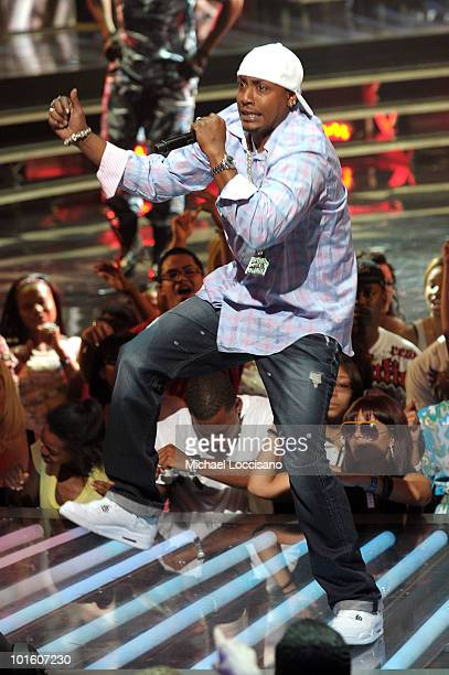 Rapper Mystikal performs onstage at the 2010 Vh1 Hip Hop Honors at Hammerstein Ballroom on June 3 2010 in New York City