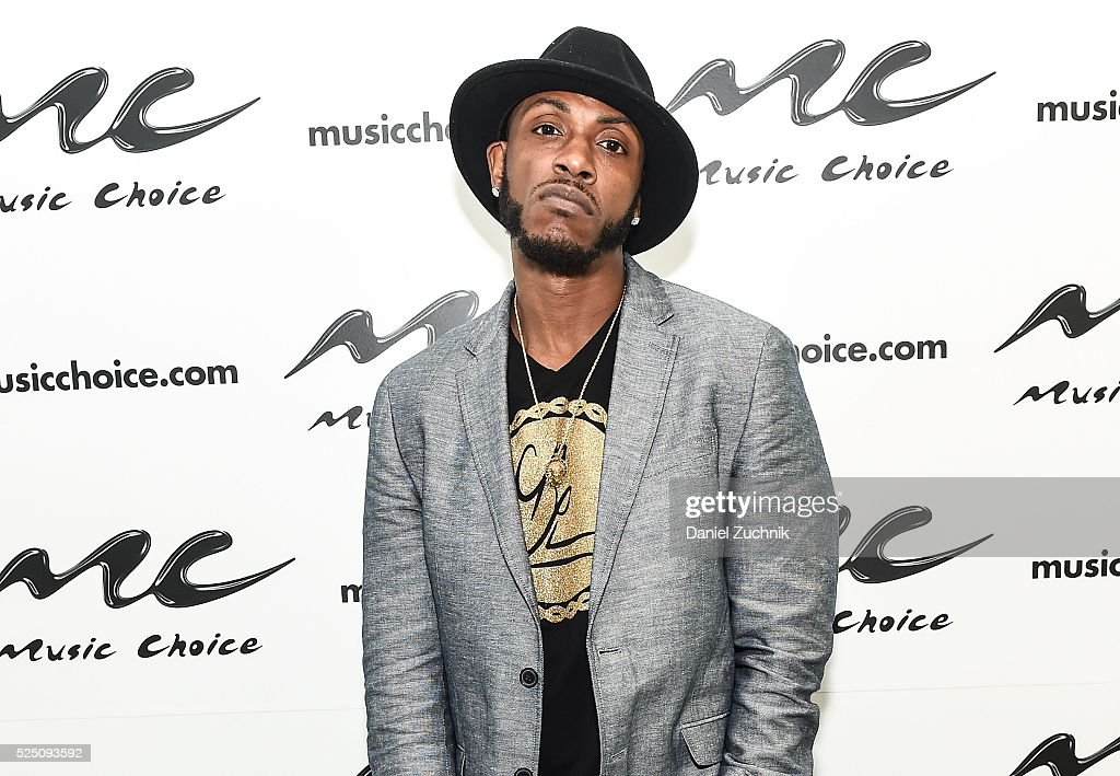Trinidad James and Mystikal Visit Music Choice : News Photo