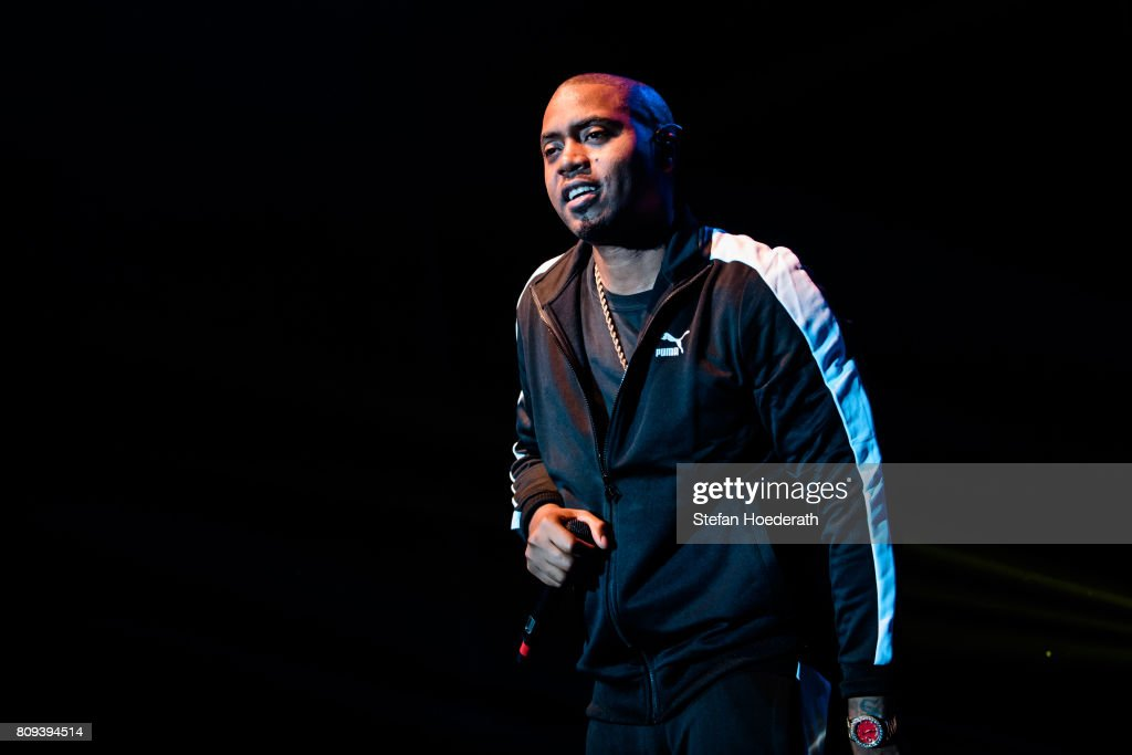 Nas Performs In Berlin : News Photo