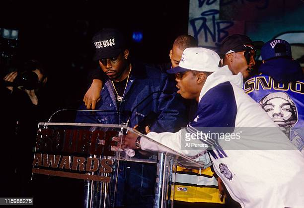 Rapper Nate Dogg attends the 1994 Source HipHop Music Awards at The Theater at Madison Square Garden on March 1994 in New York City