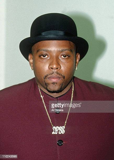 Rapper Nate Dogg attends the 1995 Source HipHop Music Awards at The Theater at Madison Square Garden on August 3 1995 in New York City