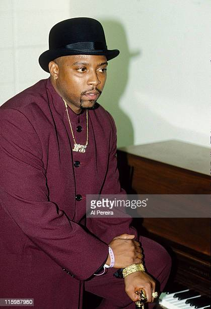 Rapper Nate Dogg attends the 1995 Source Hip-Hop Music Awards at The Theater at Madison Square Garden on August 3, 1995 in New York City.