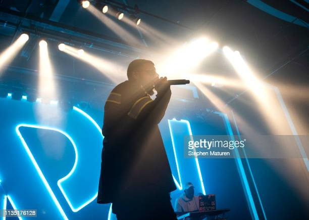 Rapper Nav performs during Spotify's RapCaviar Live at Varsity Theater on April 5 2019 in Minneapolis Minnesota