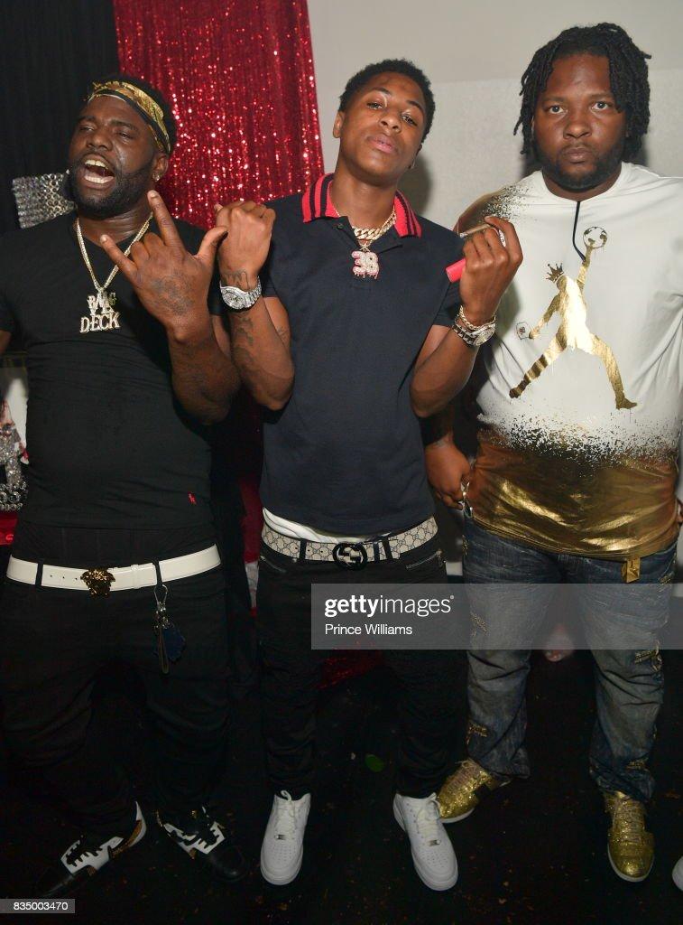 Young Thug Birthday Bash : News Photo