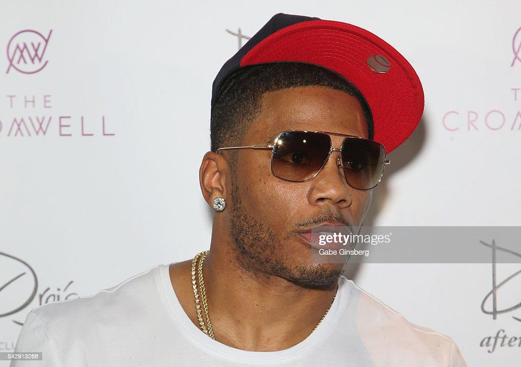 Nelly And The St. Lunatics At Drai's Beach Club - Nightclub : News Photo