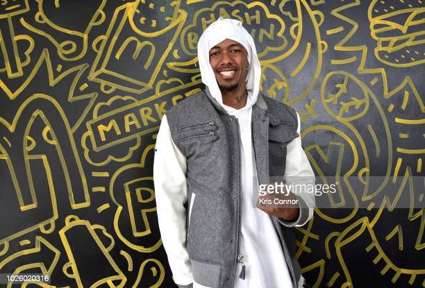 Rapper Nick Cannon attends McDonald's At Made In America Festival on September 1 2018 in Philadelphia Pennsylvania
