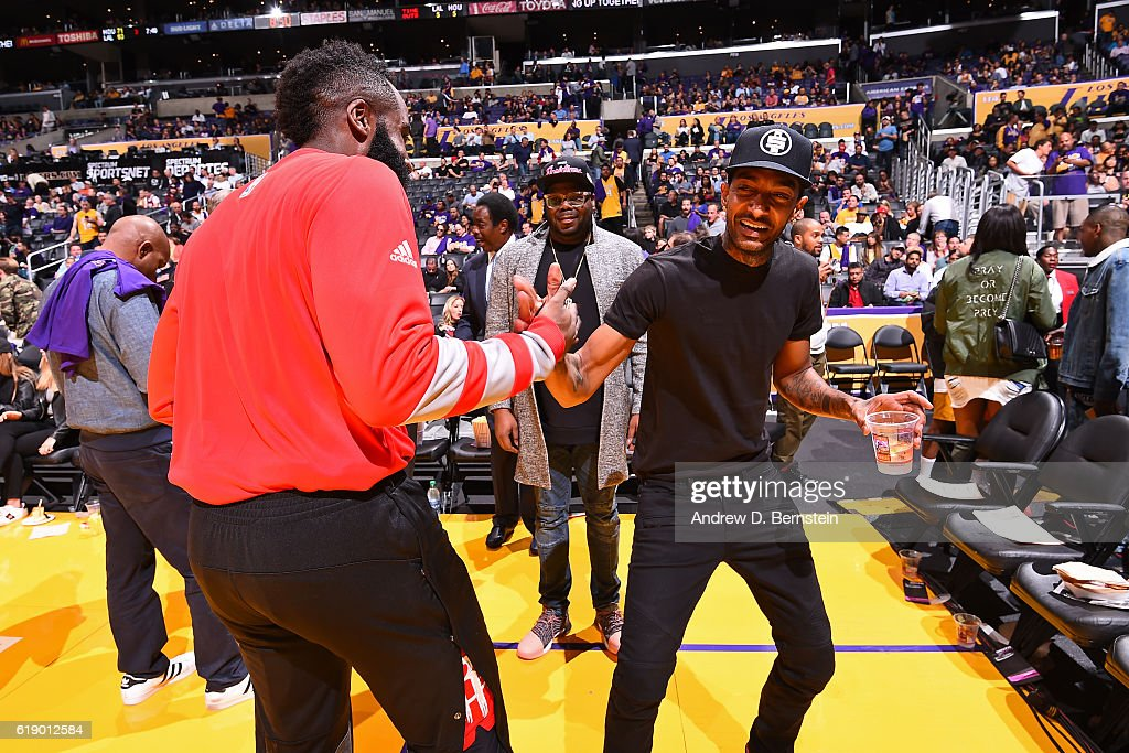 Houston Rockets v Los Angeles Lakers : News Photo