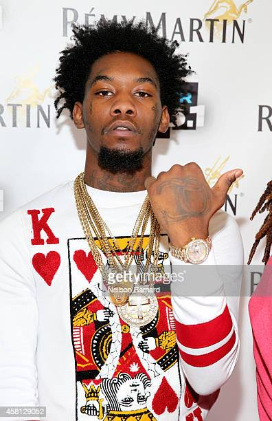 Rapper Offset of Migos attends Power 1051's Powerhouse 2014 at Barclays Center of Brooklyn on October 30 2014 in New York City