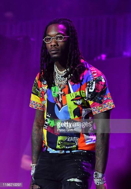 Rapper Offset of Migos performs onstage during 2019 Hot 107.9 Birthday Bash at State Farm Arena on June 15, 2019 in Atlanta, Georgia.