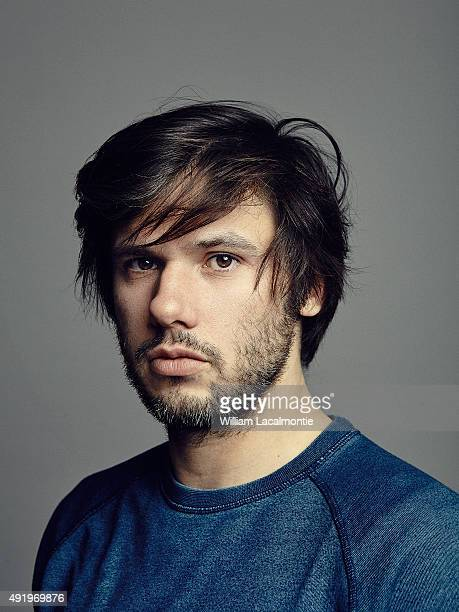 Rapper Orelsan is photographed for Self Assignment on October 1 2015 in Deauville France