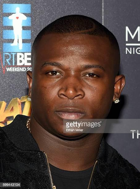 Rapper OT Genasis attends the third annual HartBeat Weekend at The Boulevard Pool at The Cosmopolitan of Las Vegas on September 4 2016 in Las Vegas...