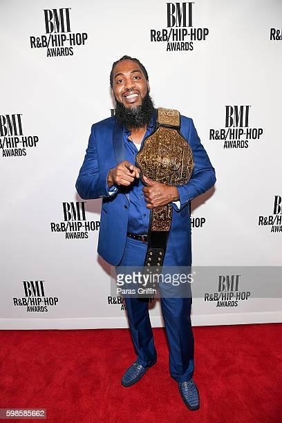 Rapper Pastor Troy attends the 2016 BMI R&B/Hip-Hop Awards at Woodruff Arts Center on September 1, 2016 in Atlanta, Georgia.
