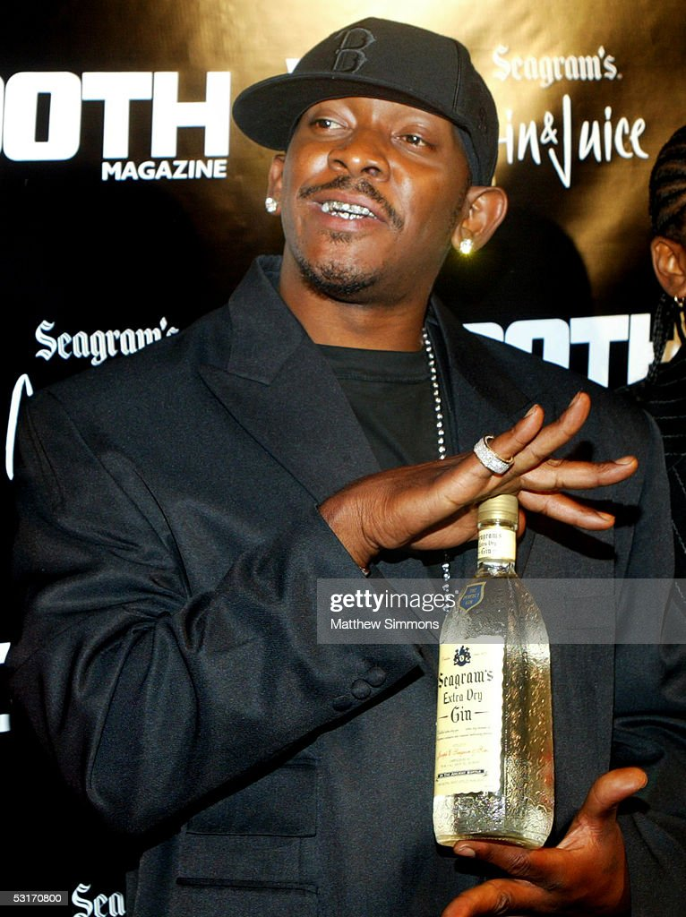 Rapper Petey Pablo arrives to Smooth Magazine's BET Awards After Party on June 29, 2005 at Club Mood in Hollywood, California.