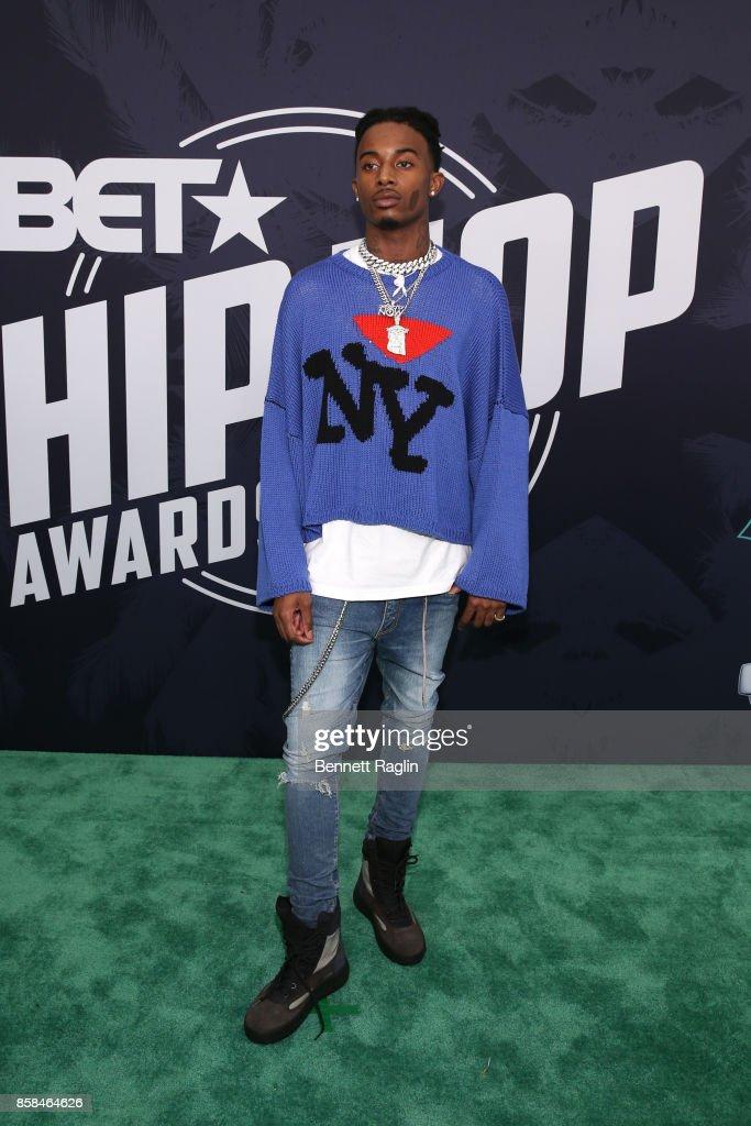 BET Hip Hop Awards 2017 - Arrivals : News Photo