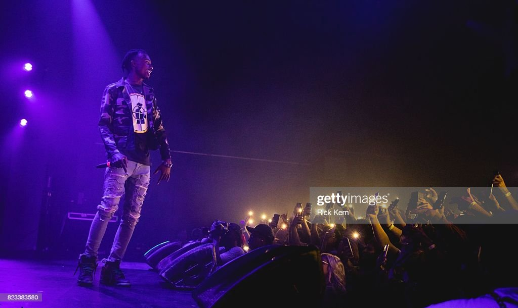 Playboi Carti In Concert - Austin, TX : Photo d'actualité