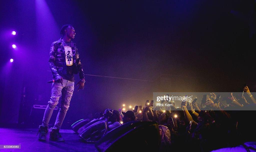 Playboi Carti In Concert - Austin, TX