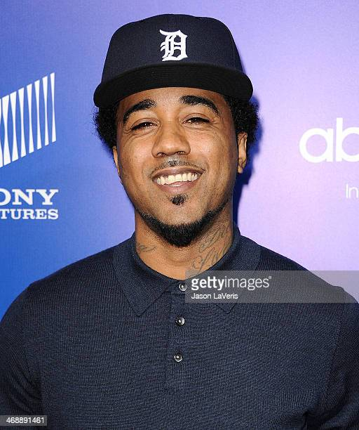 Rapper Problem attends the Pan African Film Arts Festival premiere of About Last Night at ArcLight Cinemas Cinerama Dome on February 11 2014 in...