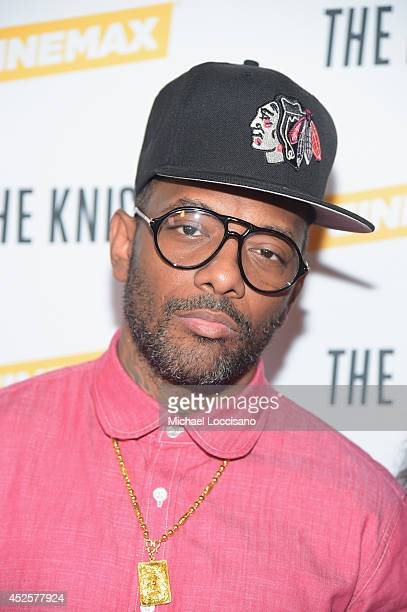 Rapper Prodigy of Mobb Deep attends the Cinemax screening panel and reception for 'The Knick' on July 23 2014 in New York City