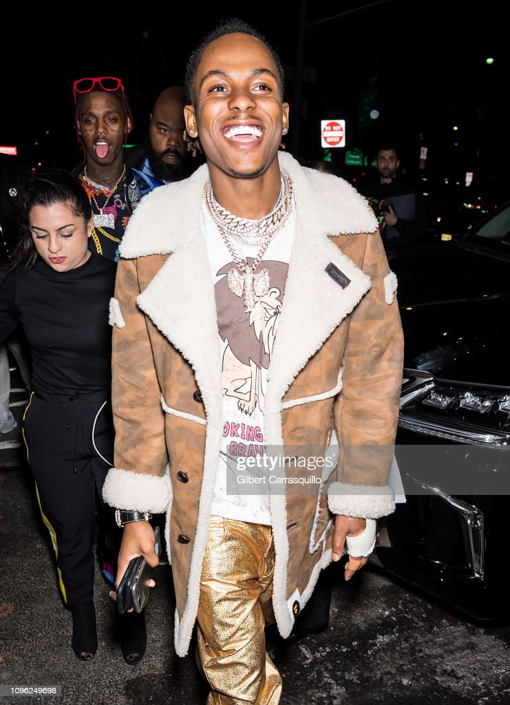 Celebrity Sightings In New York City - February 08, 2019 : News Photo