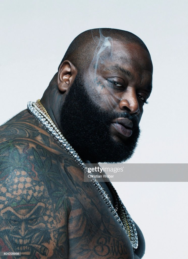 Rick Ross, GQ, September 2011