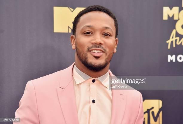 Rapper Romeo Miller attends the 2018 MTV Movie And TV Awards at Barker Hangar on June 16, 2018 in Santa Monica, California.