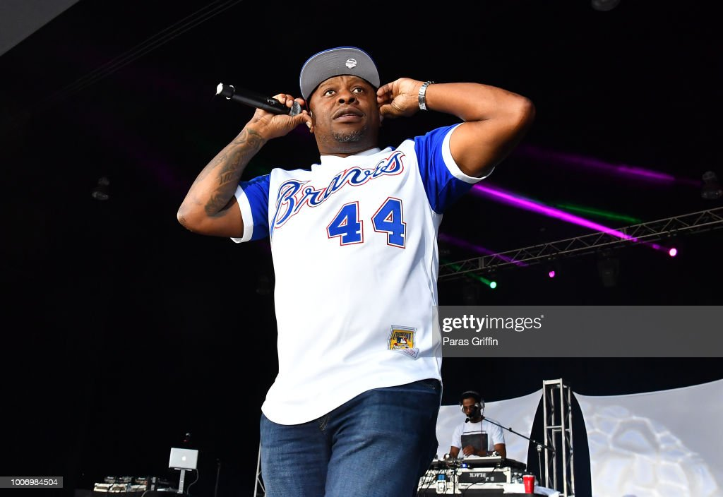 Legends of Hip Hop Concert  - Atlanta : News Photo