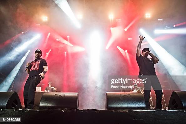 Rapper Sen Dog And B Real Of The American Band Cypress Hill Perform News P O Getty Images