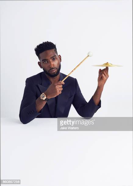 Rapper, singer and songwriter Tinie Tempah is photographed for Revolution magazine on September 8, 2016 in London, England.