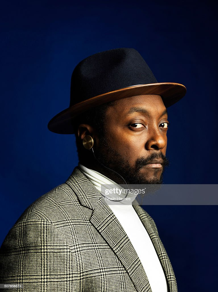 Will.i.am, Times UK, January 2, 2016