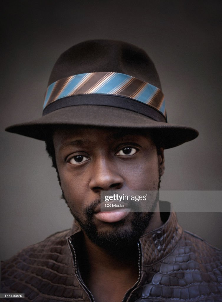 Wyclef Jean, Portrait shoot,  November 23, 2006