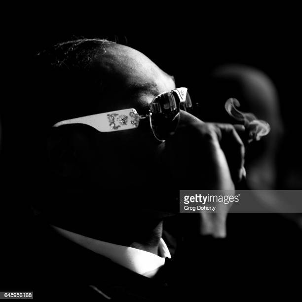 Rapper Snoop Dog attends the 2nd Annual All Def Movie Awards at Belasco Theatre on February 22 2017 in Los Angeles California Editors Note This...