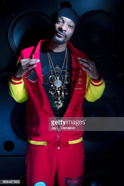 Rapper Snoop Dogg is photographed for Los Angeles Times on March 15 2018 in Inglewood California PUBLISHED IMAGE CREDIT MUST READ Jay L Clendenin/Los...