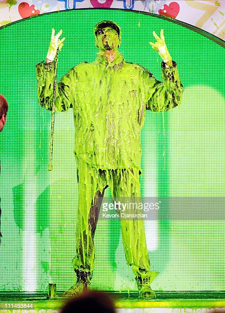 Rapper Snoop Dogg performs onstage during Nickelodeon's 24th Annual Kids' Choice Awards at Galen Center on April 2 2011 in Los Angeles California