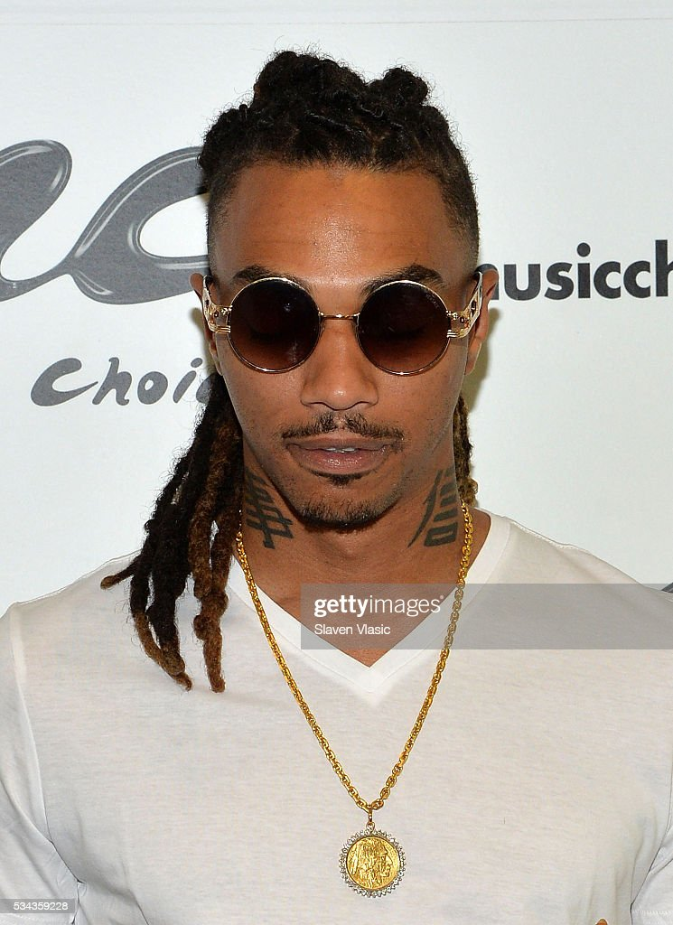 Rapper Snootie Wild Visits Music Choice On May 25 2016 In New York