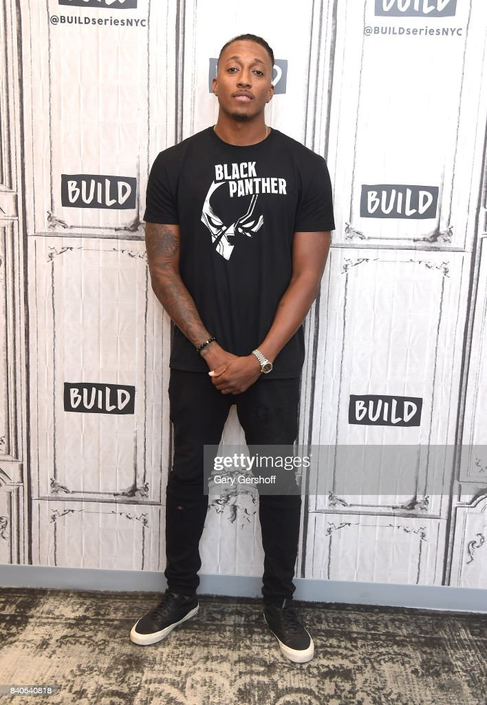 Rapper, songwriter and producer Lecrae visits Build series to