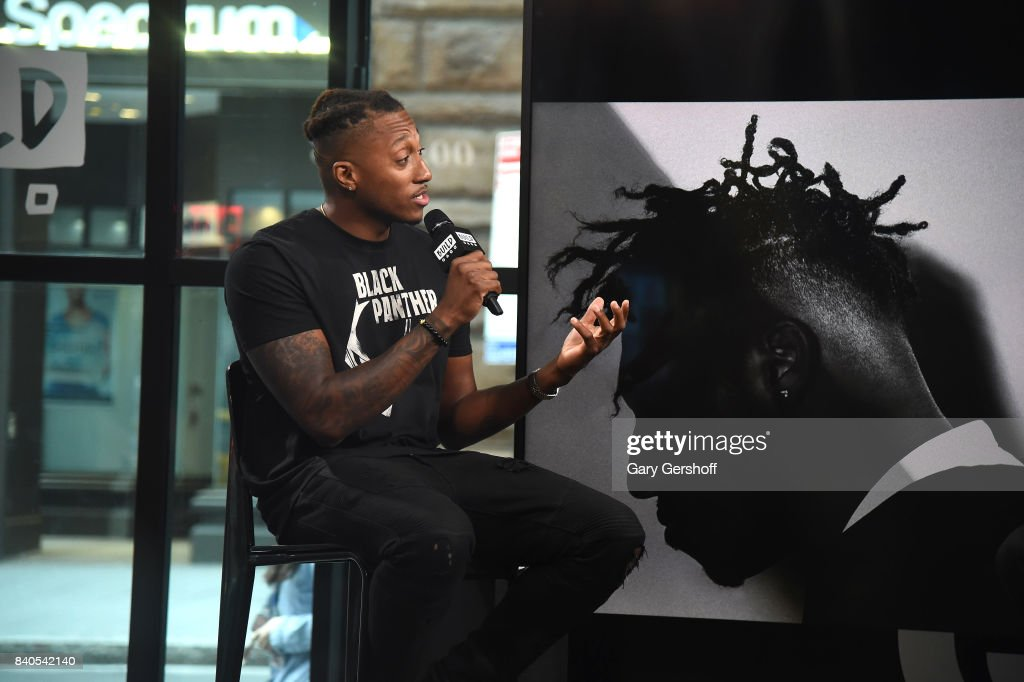 Rapper, songwriter and producer Lecrae visits Build series