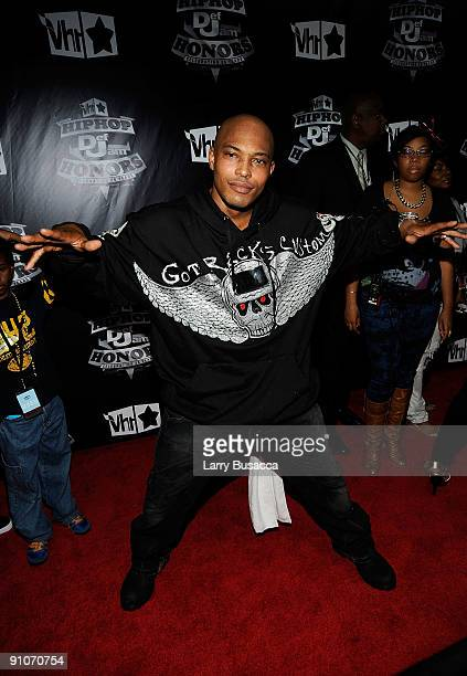Rapper Sticky Fingaz of Onyx attends the 2009 VH1 Hip Hop Honors at the Brooklyn Academy of Music on September 23, 2009 in the Brooklyn borough of...